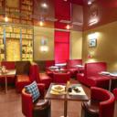 Кафе японской и европейской кухни